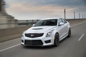 How Much Is A Cadillac Ats 2017 Cadillac Ats V Reviews And Rating Motor Trend
