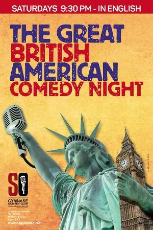 The Greatest American Uk The Great American Comedy Top Tips Before You Go With Photos