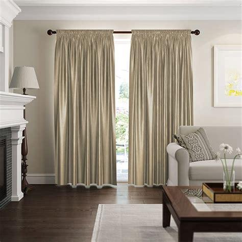 Faux Silk Curtains Dupioni Faux Silk Flax Curtains