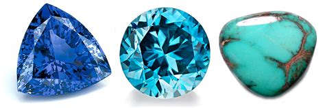 turquoise birthstone tanzanite john and laura ramsey gems at large ramsey