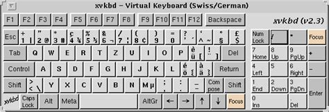 german keyboard layout download windows xvkbd virtual keyboard for x window system