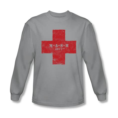 T Shirt Cross mash shirt cross sleeve silver t shirt mash cross shirts