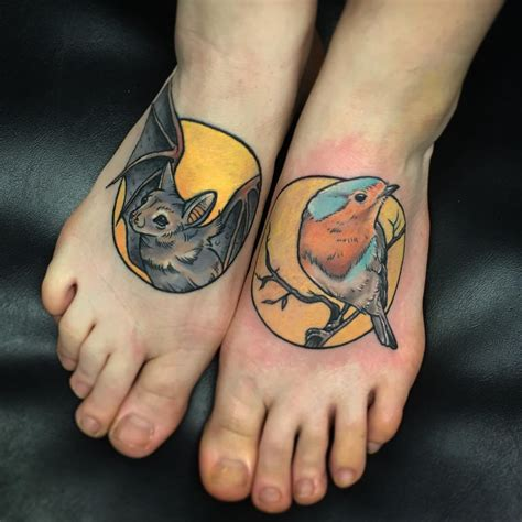 100 best foot tattoo ideas for women designs amp meanings