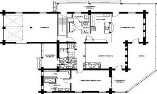 2 story cabin plans log home floor plans montana log homes floor plan 045 2