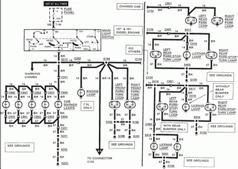 ford f350 wiring diagram wiring diagram and schematic