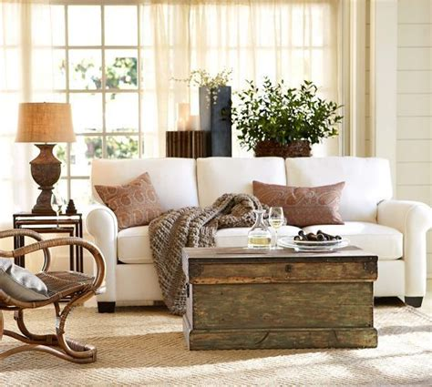 Pottery Barn Living Rooms Living Room Refresh For Satori Design For Living