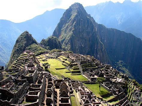 imagenes de paisajes incas desde cuzco al machu picchu