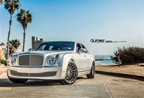 Bentley Mulsanne Custom Wheels Adv 1 15mv2sl 22x10 0 Et