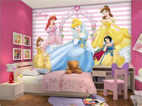 princess wallpaper for bedroom aliexpress com buy photo wallpaper 3d stereoscopic