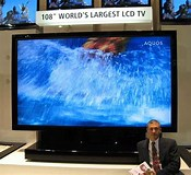 Image result for What is The biggest TV Screen?. Size: 175 x 160. Source: thefutureofthings.com