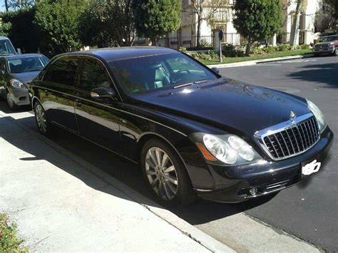 sheen s armored maybach 62s for sale on ebay