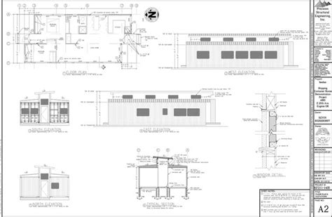 cost to engineer house plans single story home plans shipping cargo containers