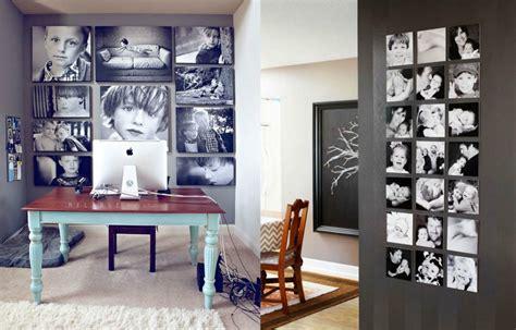 decorar pared con fotos familiares decorar con fotos familiares cool piso decorado with