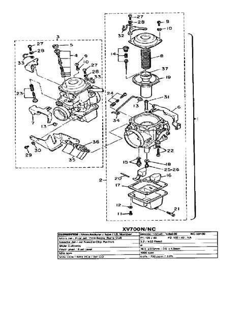 wiring diagram 89 yamaha warrior 350 electrical auto