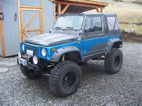 Suzuki Samurai For Sale California 1986 Suzuki Samurai Hardtop For Sale In Watsonville
