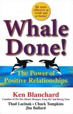 whale done the power 1857883268 whale done thad lacinak 9781857883268