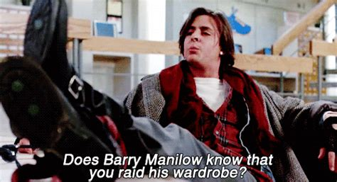 Does Barry Manilow You Raid His Wardrobe touring is a s but after by barry manilow