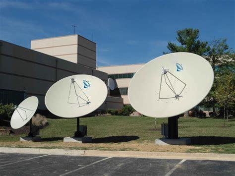 dh antenna 4 5m satellite dish