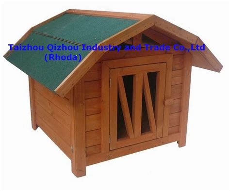 dog house roof materials dog house in recycled materials earth friendly pet supplies dog breeds picture