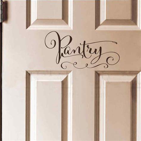 Kitchen Door Decals Get Cheap Pantry Door Aliexpress Alibaba