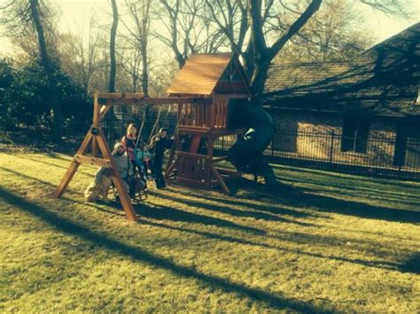 swing sets tulsa oklahoma wooden swing sets delivered 80