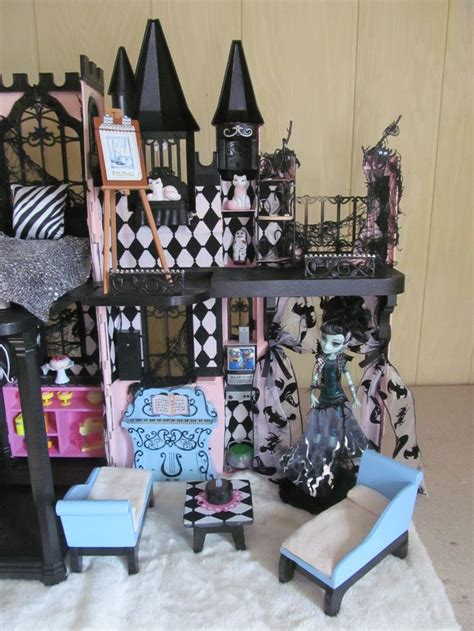 monster high dolls house for sale pin by gloria kimmel on barbie pinterest