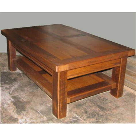 Recycled Australian Hardwood Coffee Tables Wood Coffee Recycled Coffee Table