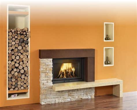 camini termici a legna costi realizzazione caminetti pietra camini e caminetti