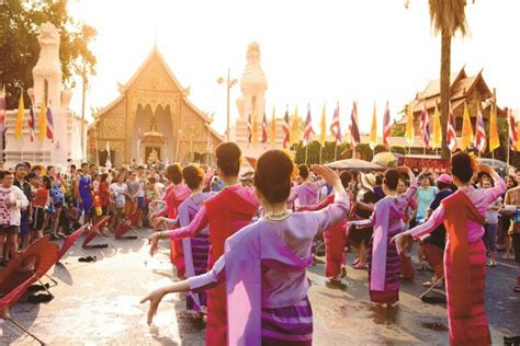 beauty  songkran experience  multi day water