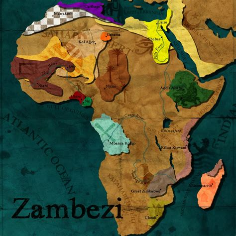 civ v africa map zambezi civfanatics forums