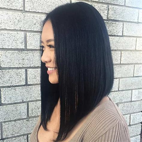 18 Perfect Lob (Long Bob) Hairstyles for 2018   Easy Long