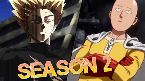 one punch season 2 synopsis plot summary revealed