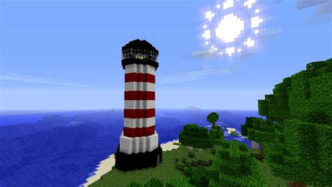 How To Read House Blueprints Lighthouse Minecraft Project