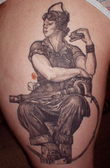 norman rockwell tattoo 20 best rosie the riveter images on norman