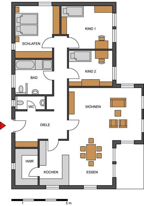 haus 8m breit einfamilienhaus grundrisse 120 150 qm