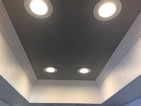 tray ceiling led lighting 8 best kitchen lights images on pinterest kitchen ideas