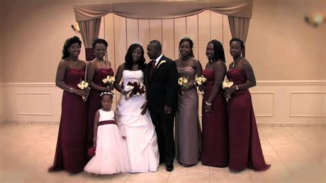 black harding wedding highlights youtube