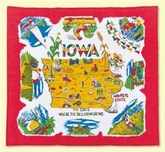 Souvenir Hers Map High Quality 1000 images about state map textiles state map towels
