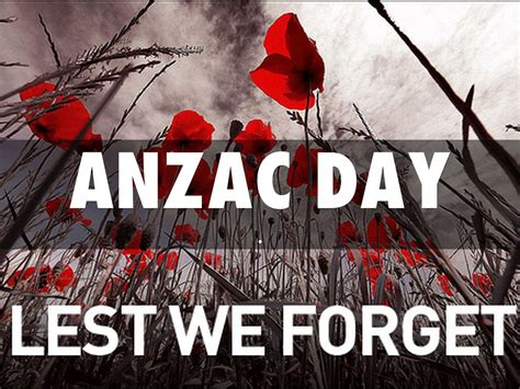 history of day for history of anzac day by todero hartn