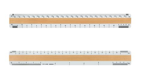 Architecture Scales by 4210a Architechtural Ruler