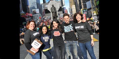 kbe bway across america sweet stage stars pitch in to promote the broadway com