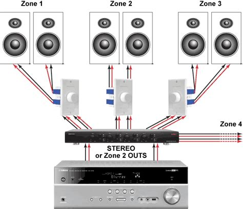 outdoor speaker wiring diagram wiring diagram and