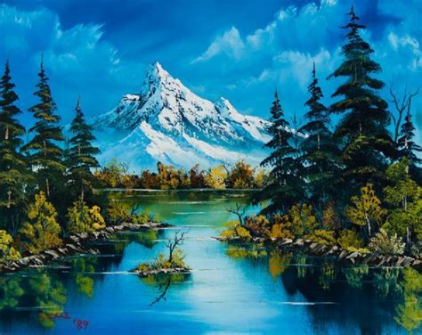 bob ross painting 573 best bob ross images on bob ross paintings