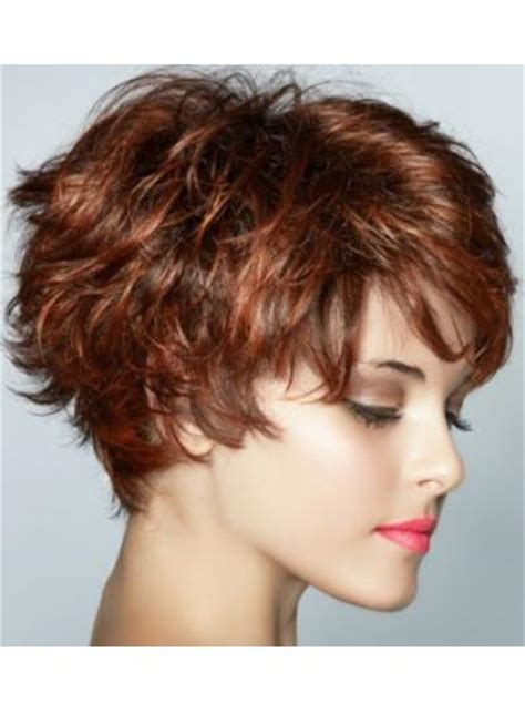 feathered hair into nape of neck graceful short feathered pixie haircut with wispy bangs