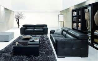 Black Living Room Ideas Living Room Decorating Ideas With A Black Sofa Room