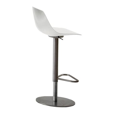 La Palma Miunn Bar Stool by Miunn Bar Stool Stainless Steel Frame La Palma