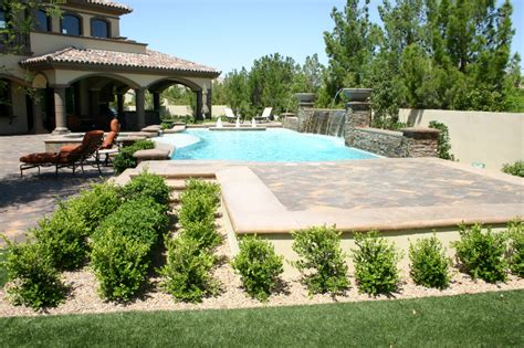 Landscape Ideas Las Vegas Pools Las Vegas Landscaping And Pools Insider Las