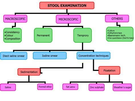 Methods Of Stool Examination by Duedu Lab May 2012