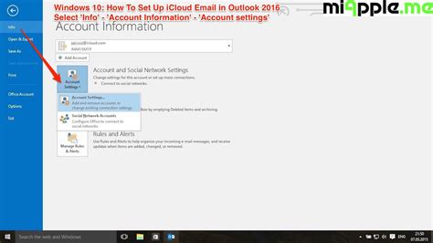 how to add email account to outlook 2013 how to add email account to outlook 2013