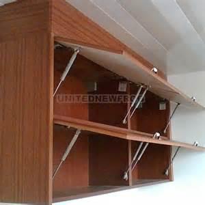 Hydraulic Kitchen Cabinets un3f kitchen cabinet door lift pneumatic support hydraulic